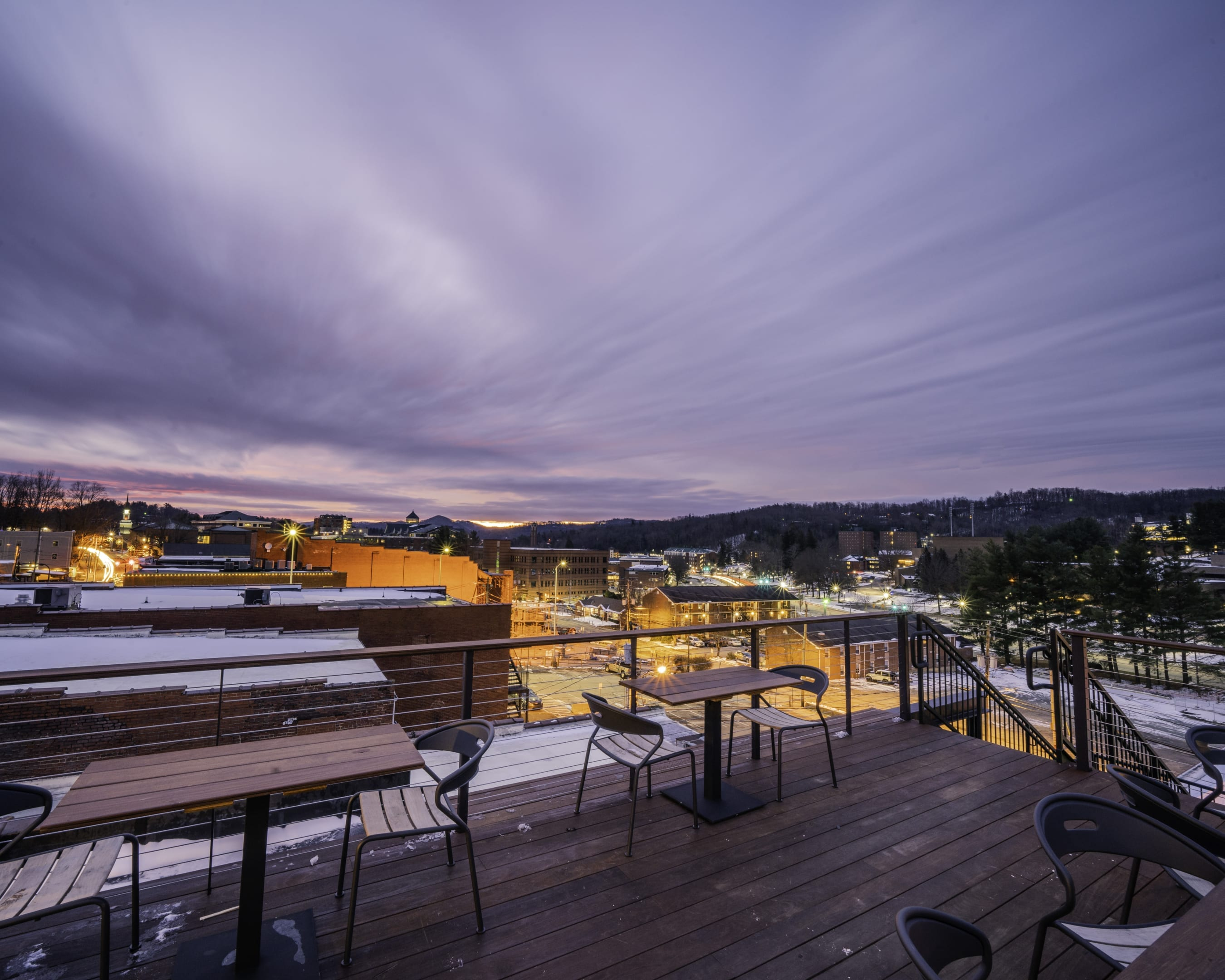 The Horton Hotel Rooftop Bar