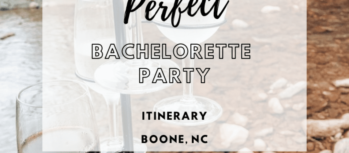 The Horton Hotel in Downtown Boone has created the perfect Bachelorette Weekend itinerary for you and your friends. Visit the hottest spots and enjoy the weekend with your best gals.